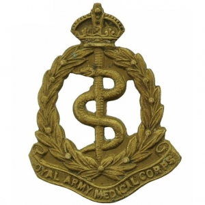 RAMC Badge WW1