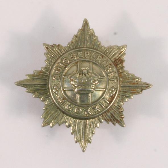 4th 7th Royal Dragoon Guards Cap Badge 160514
