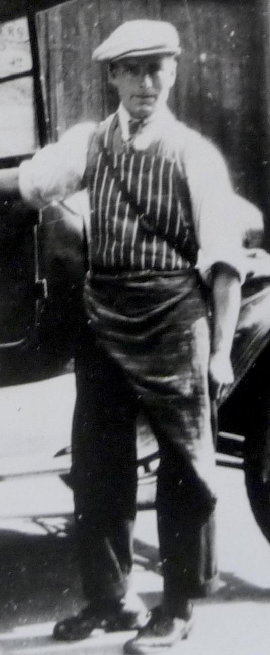 Fred Rushton