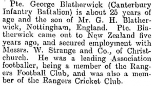 George Henry Blatherwick 1