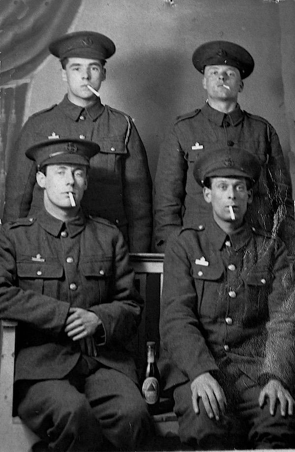 Nowell, Rushton, Vickerstaff, Harris