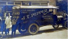 Pepper J T