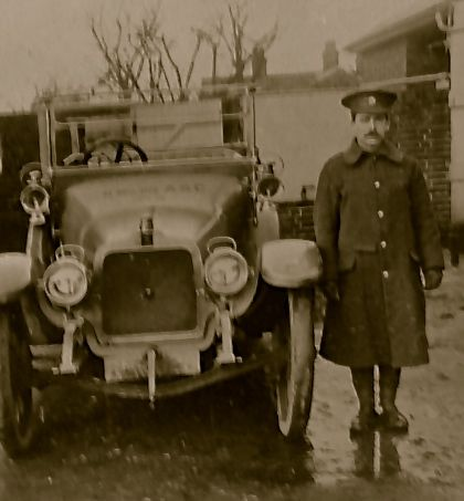 Redmile, William 1881-1954   ed             Driver 50174, Royal Army Service Corps
