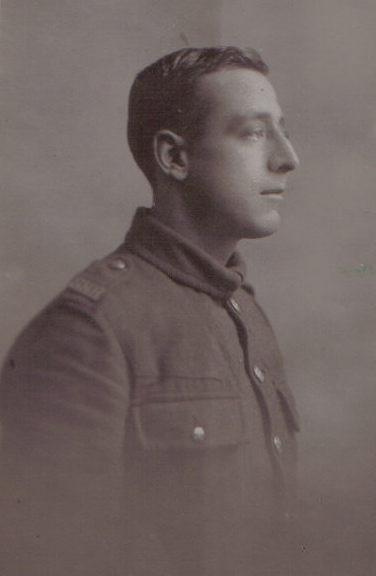 Radcliffe On Trent Ww1