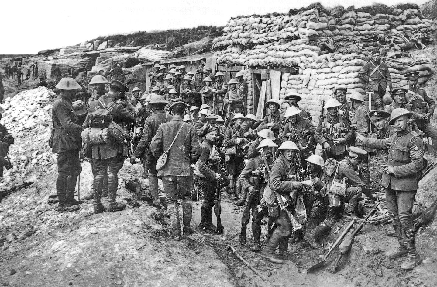 1st Battalion E Lancs 1.7.16