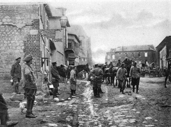 Bray Sur Sommes 1916