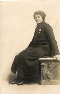 Grace WW1