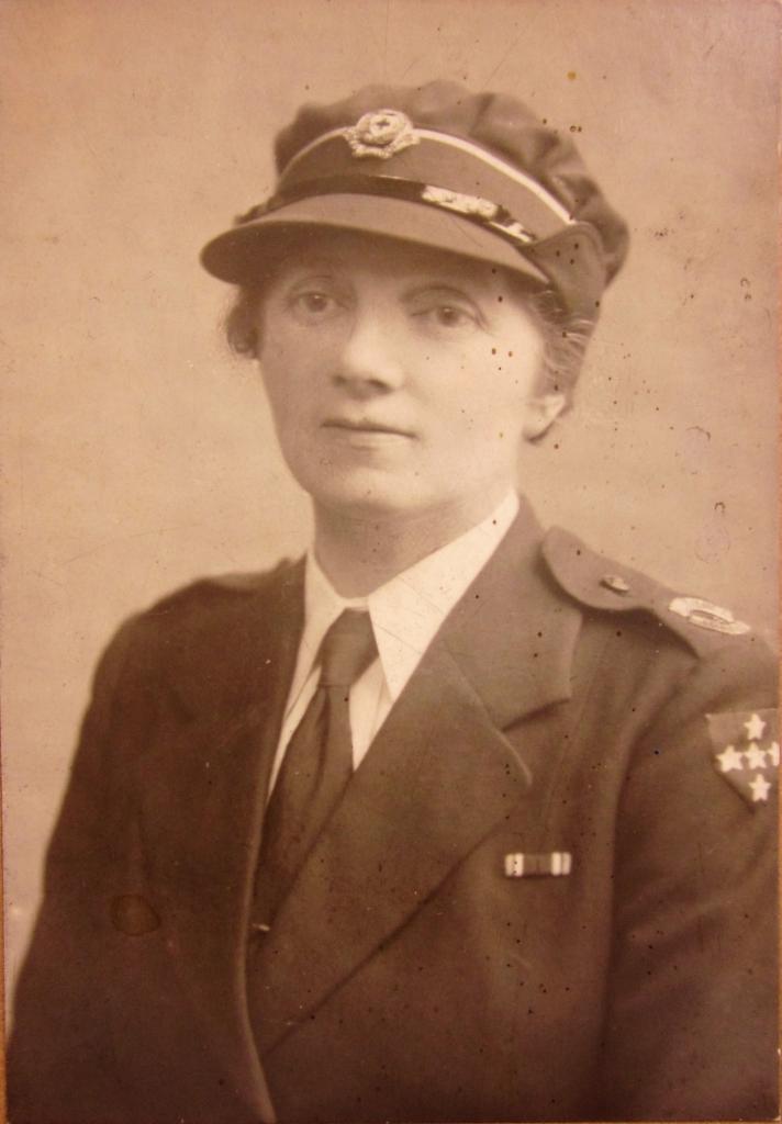 Grace WW2