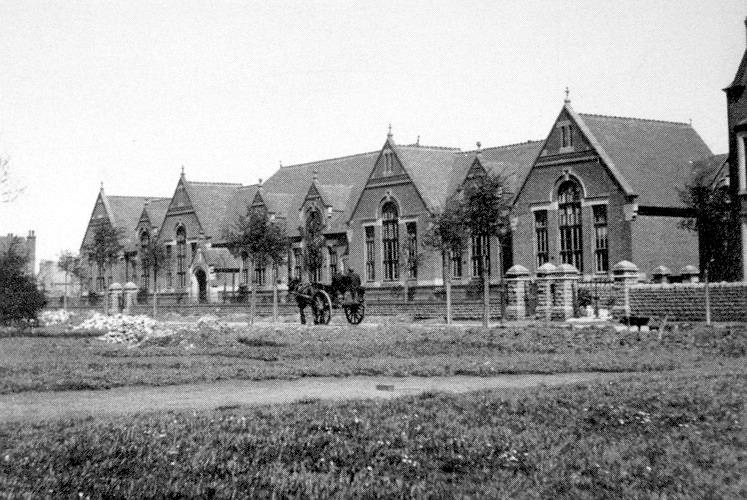 Musters-Rd-Board-School-c18961