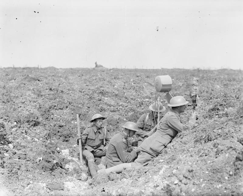 Signallers Battle of the Somme