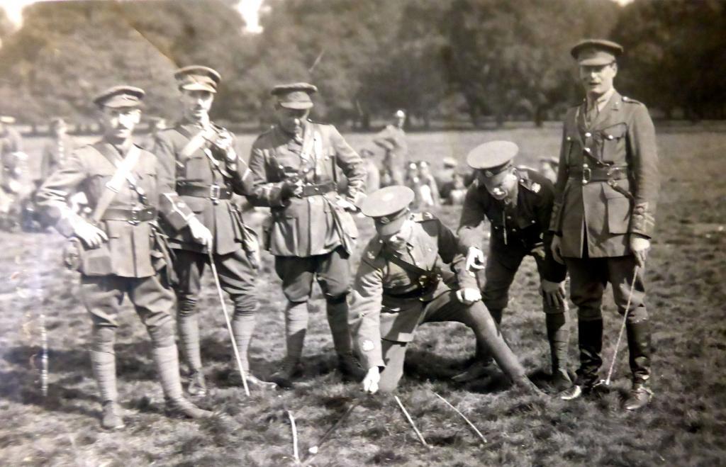 FGC Cassiobury Park 1915 Watford ed