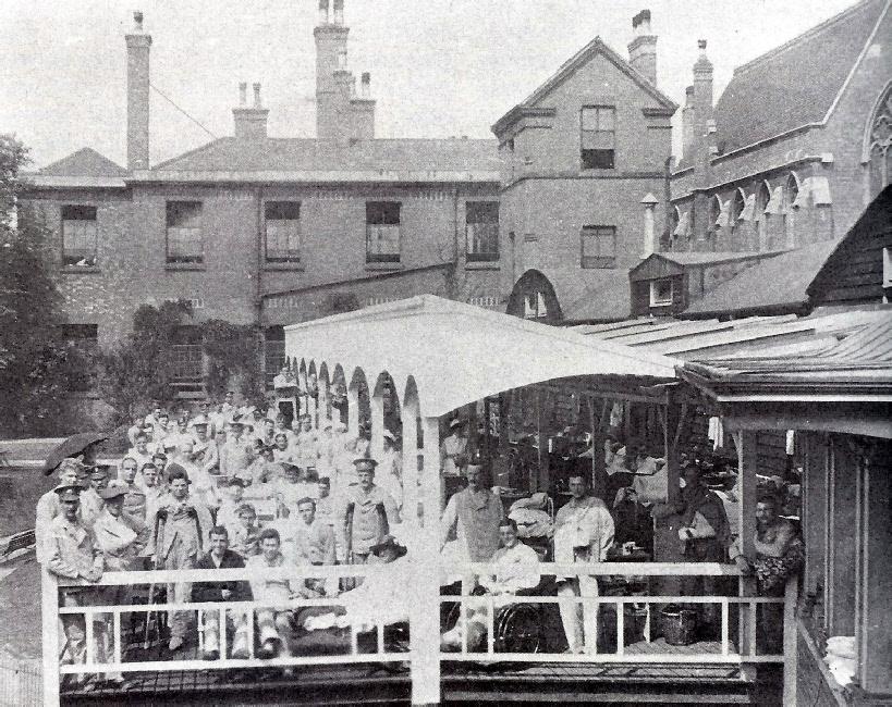 General Hospital, Nottingham