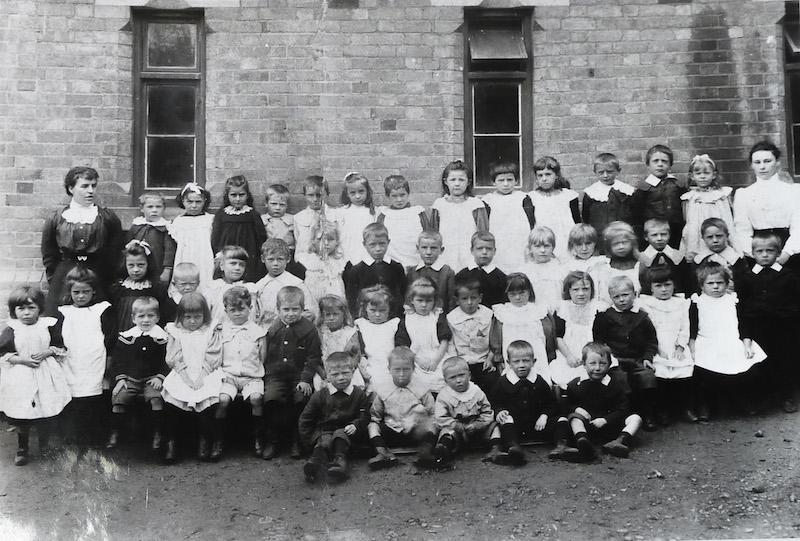 Radcliffe School 1900