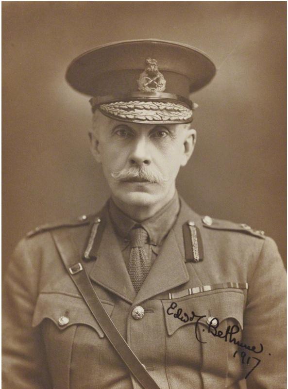 Sir Edward Cecil Bethune national Portrait Gallery