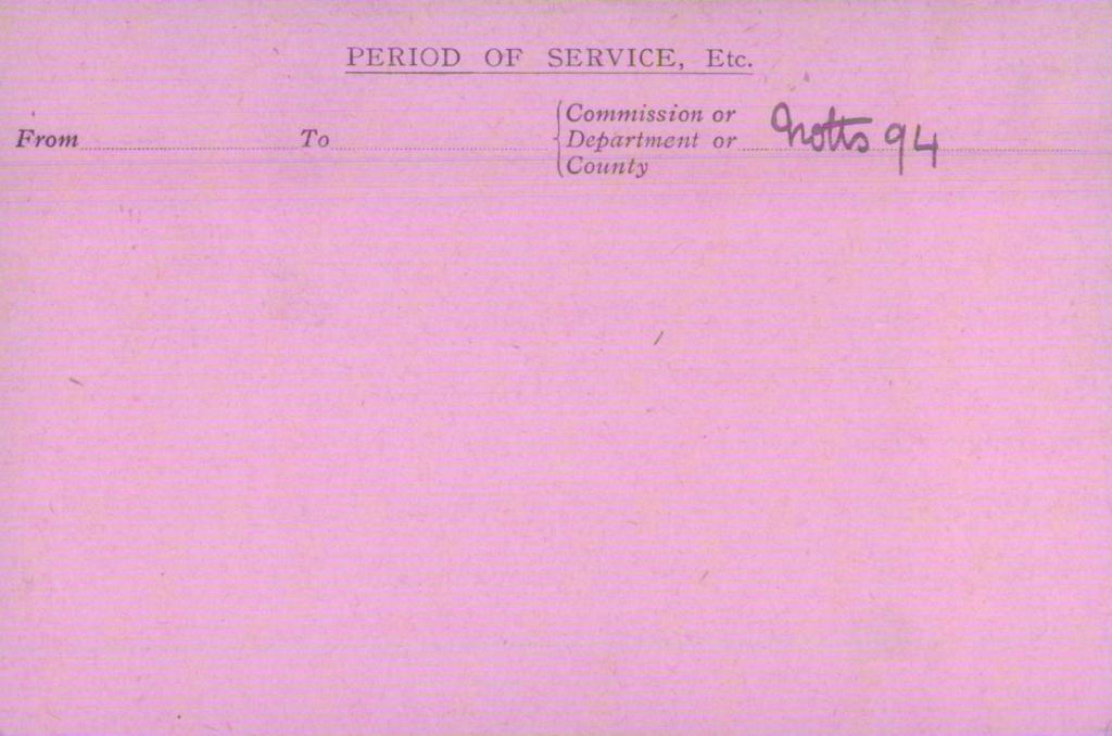 Norah Green VAD card side 2