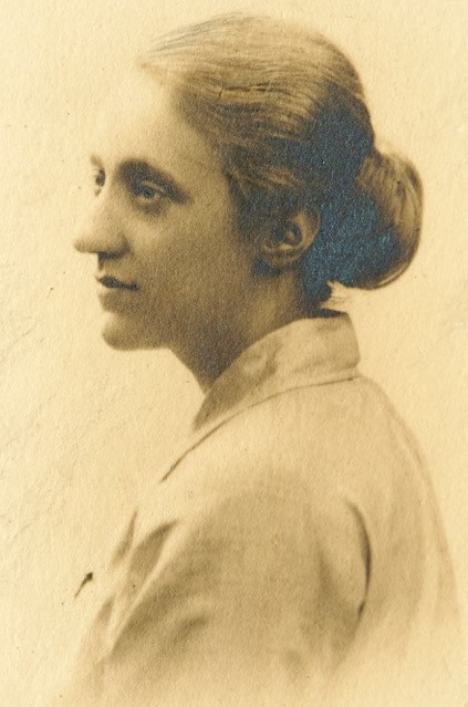 Photo thought to be Jane Jones