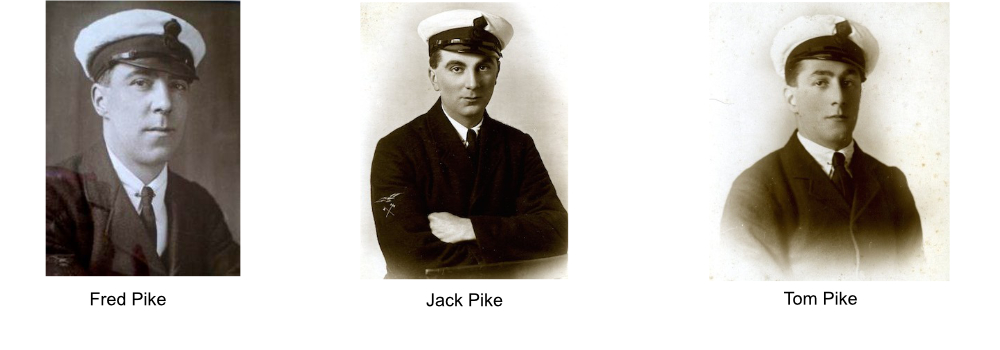 RAF Pike brothers
